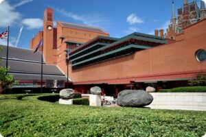 British Library Goes Vegan for the Day 3