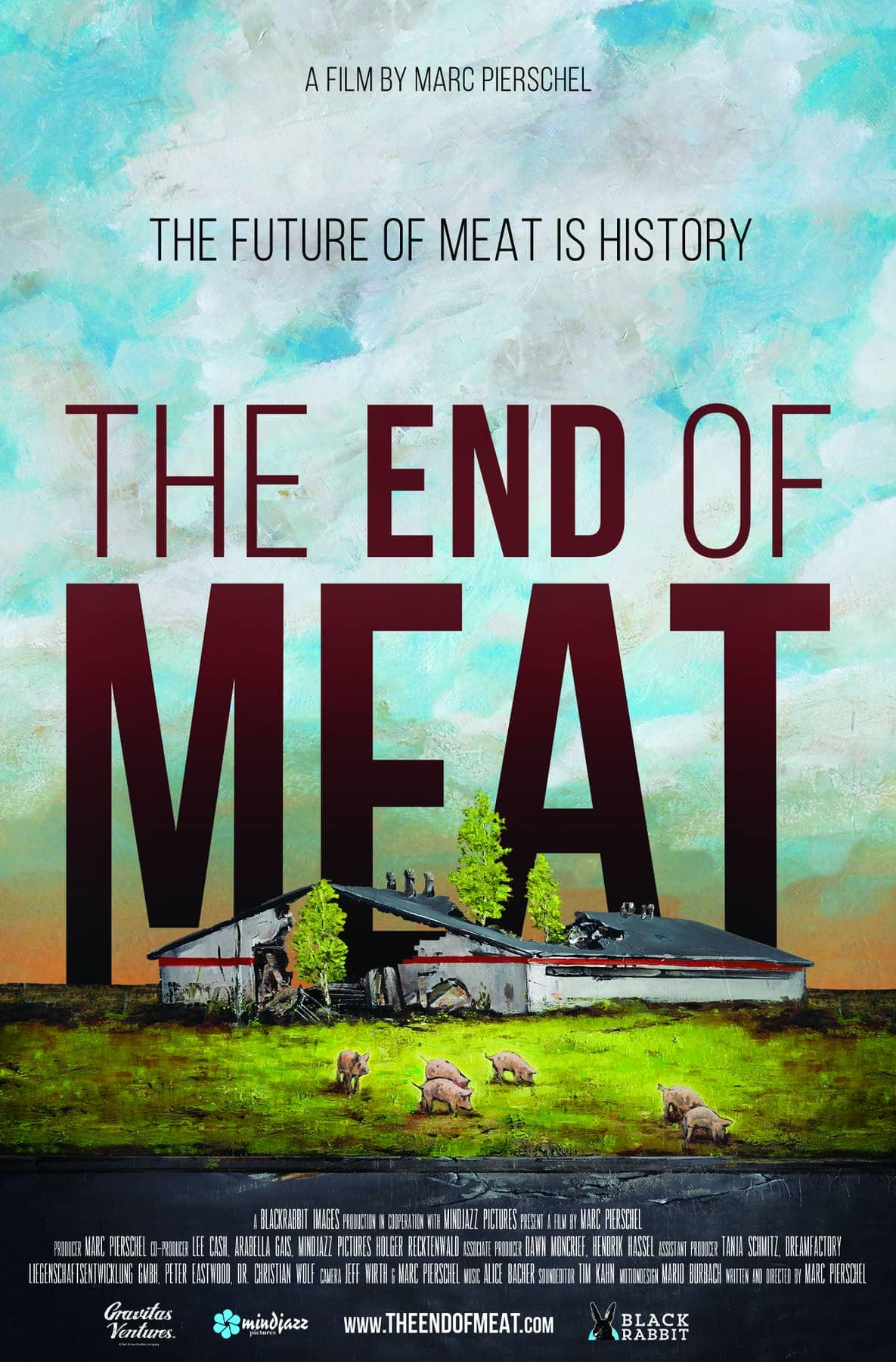 Vegan Documentary 'The End of Meat' to Air in the UK 1