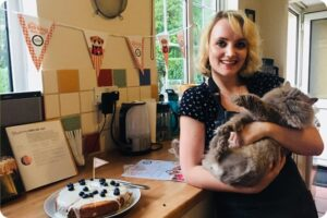 Evanna Lynch Supports Bake Sale for Animals 1