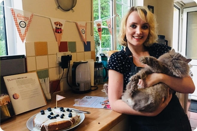 Evanna Lynch Supports Bake Sale for Animals