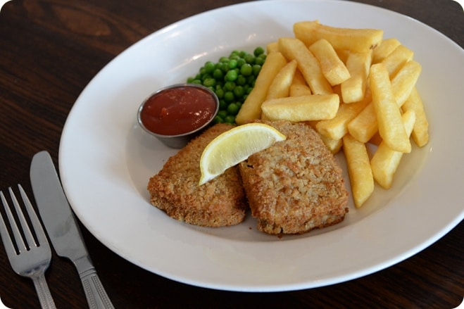 Pub Chain Hungry Horse Reveal Exciting New Vegan Menu