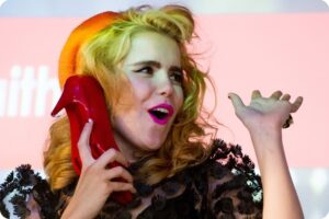 Paloma Faith Teams Up With PETA in a Bid to Ban the Use of Fur in the UK 16