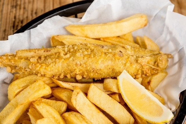 Fully Vegan Fish and Chip Shop to Open in Hackney 1