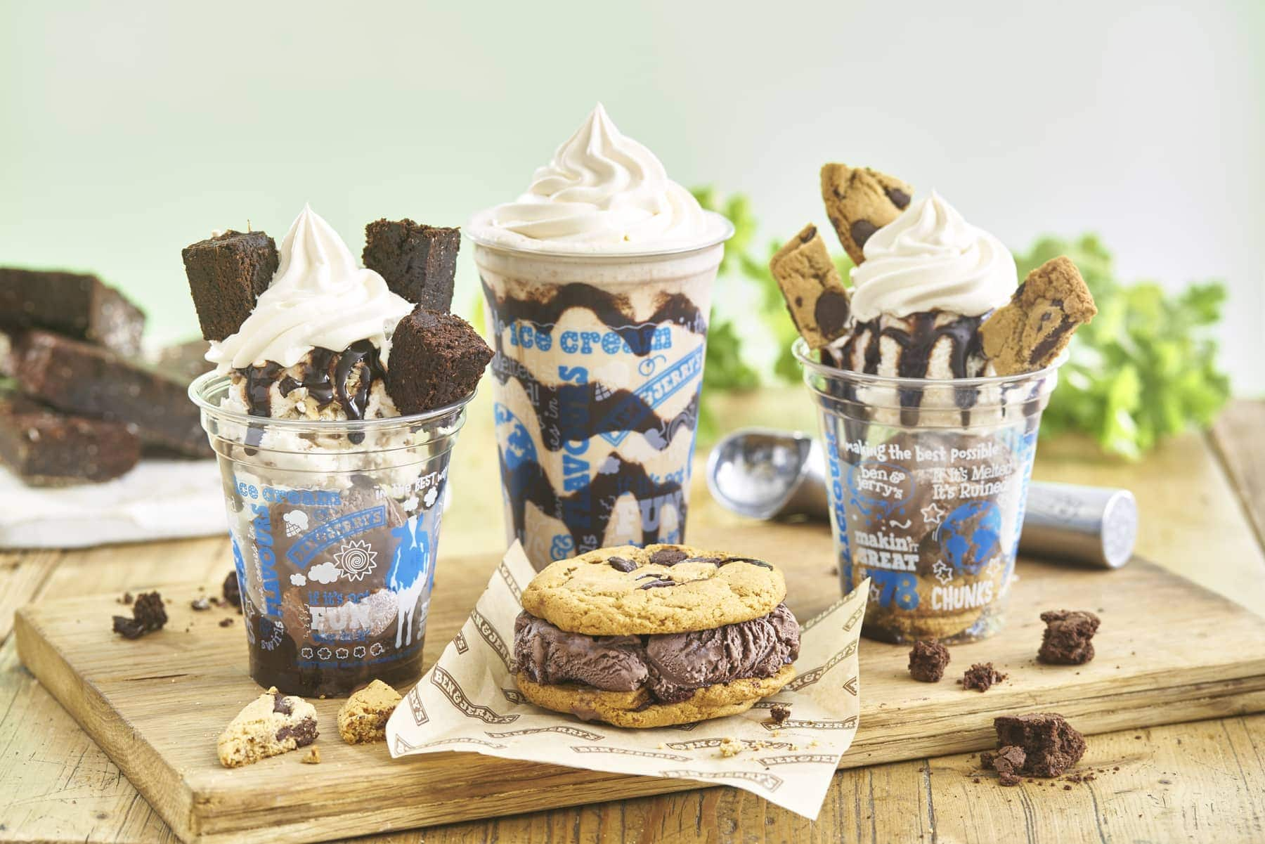 New Launch: Ben & Jerry's Scoop Shop Gets a World Vegan Month Makeover 1