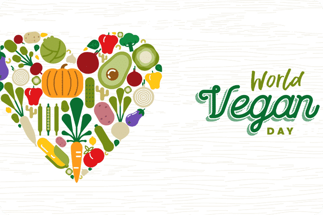 Happy World Vegan Day! 1