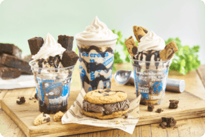 New Launch: Ben & Jerry's Scoop Shop Gets a World Vegan Month Makeover 2