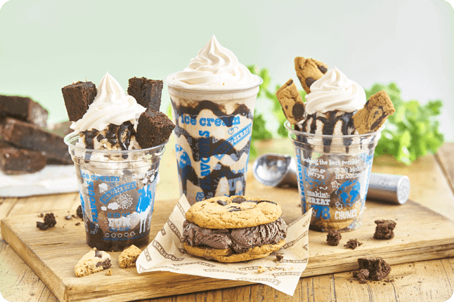 Ben & Jerry's limited-edition vegan menu made permanent
