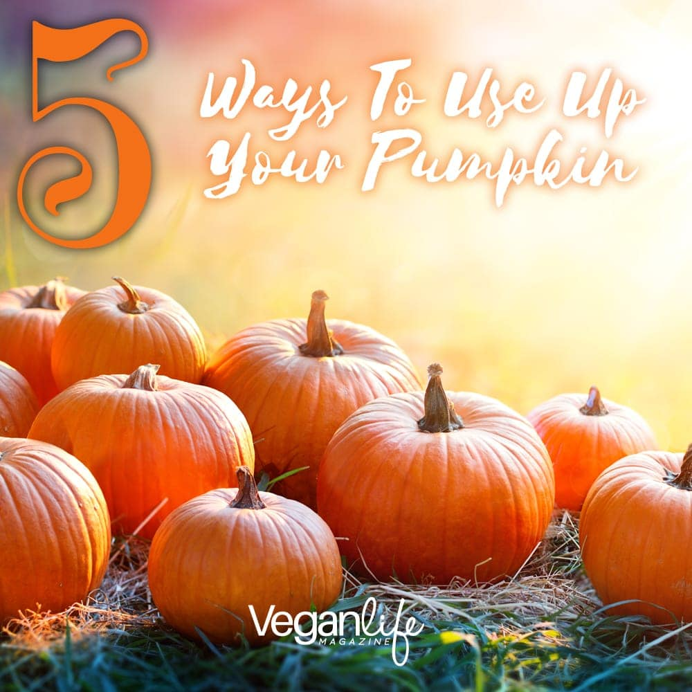 Five Ways To Use Up Your Pumpkin 1