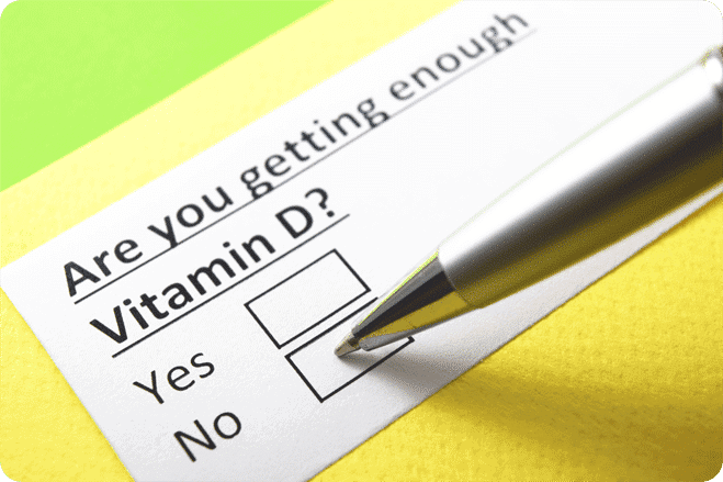 Are you getting enough vitamin D in winter? 2