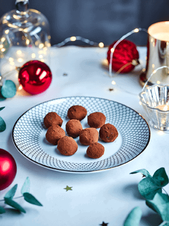 BOSH! X Tesco Christmas Spiced Truffles 1