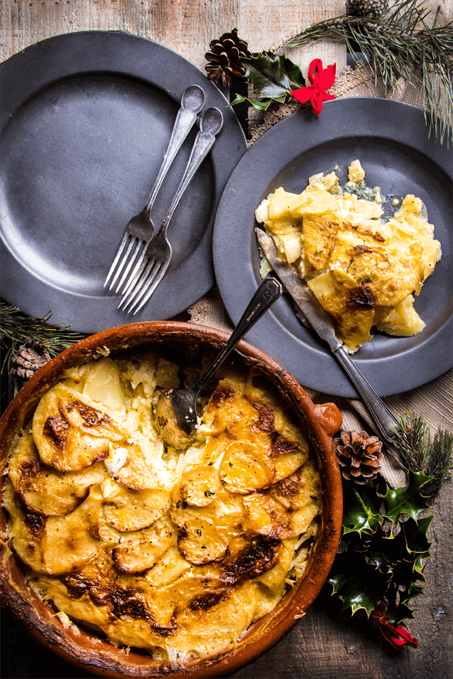 Dauphinoise Potatoes 1