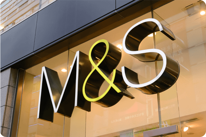 M&S wins first-ever Vegan-Friendly High Street Retailer Award
