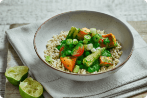 Super Green Thai Curry