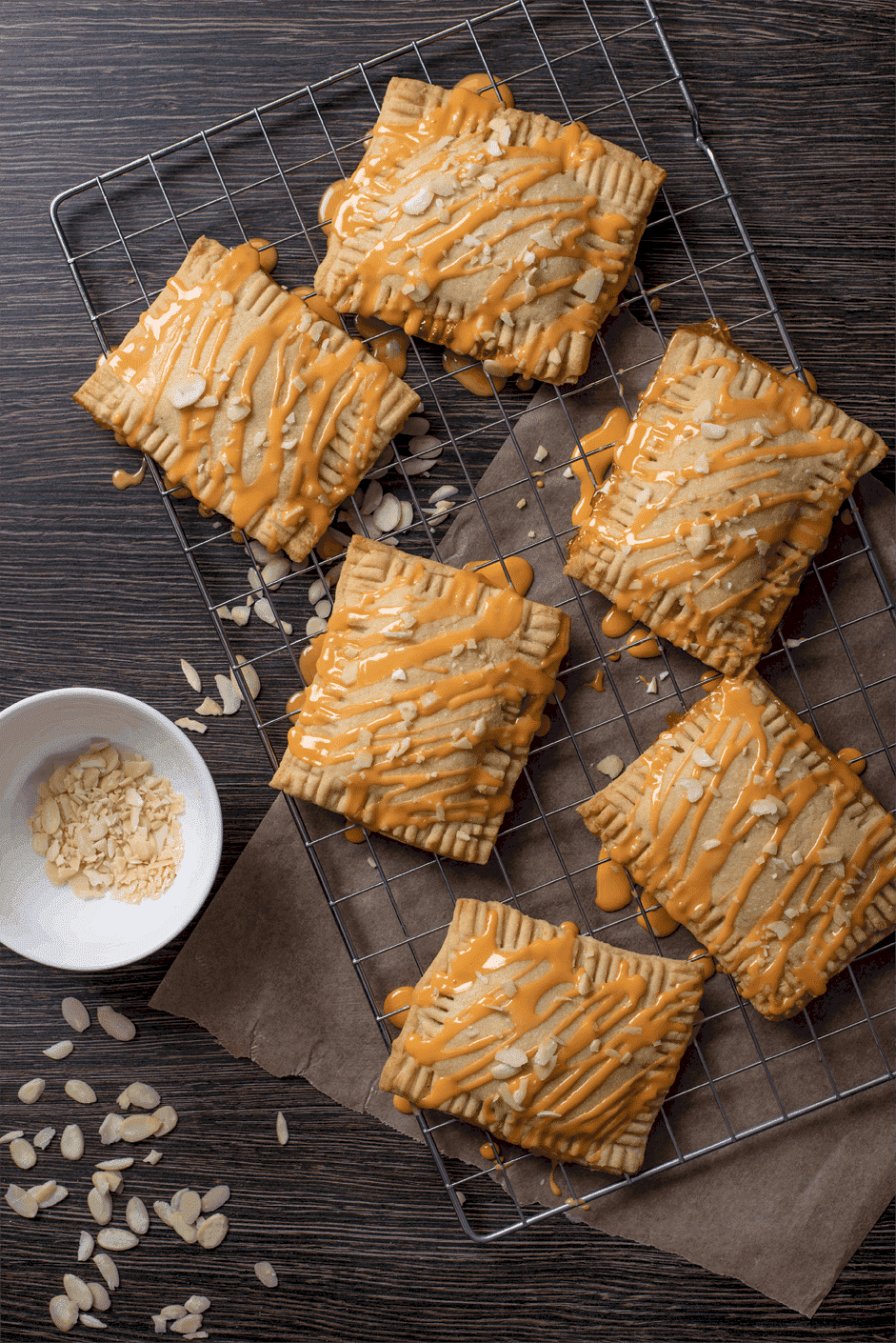 Apricot and Almond Pop Tart 1