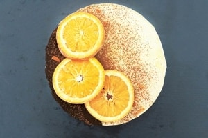 Chocolate Orange Cheesecake 2