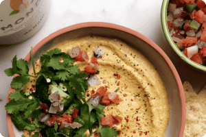 Plant-Powered Jalapeno Queso