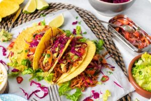 Oumph! Pulled BBQ Tacos
