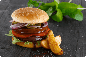 Beef-Style Burgers