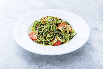 Pesto Courgetti And Chilli 1