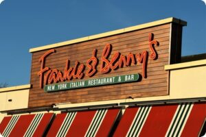 Frankie & Benny's set to extend vegan menu 5