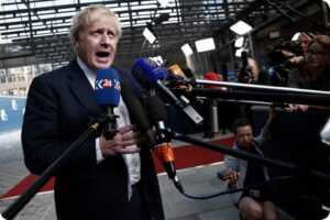 Boris Johnson is 'Trying vegan diet' 3