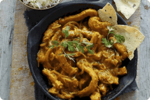 Indian Chicken-Style Curry