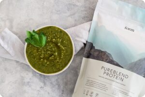 Vegan Protein Pesto