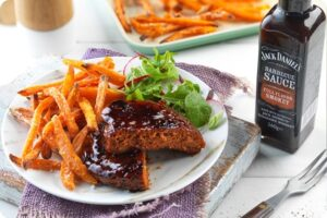 Smokey BBQ Vegan Steaks