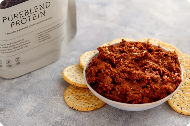 Sun-Dried Tomato and Walnut Dip