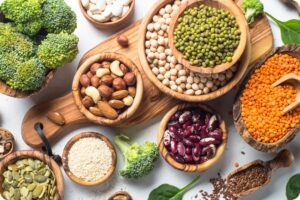 The Easy Vegan Guide to Protein 1