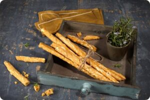 Violife Breadsticks with Herbs 1