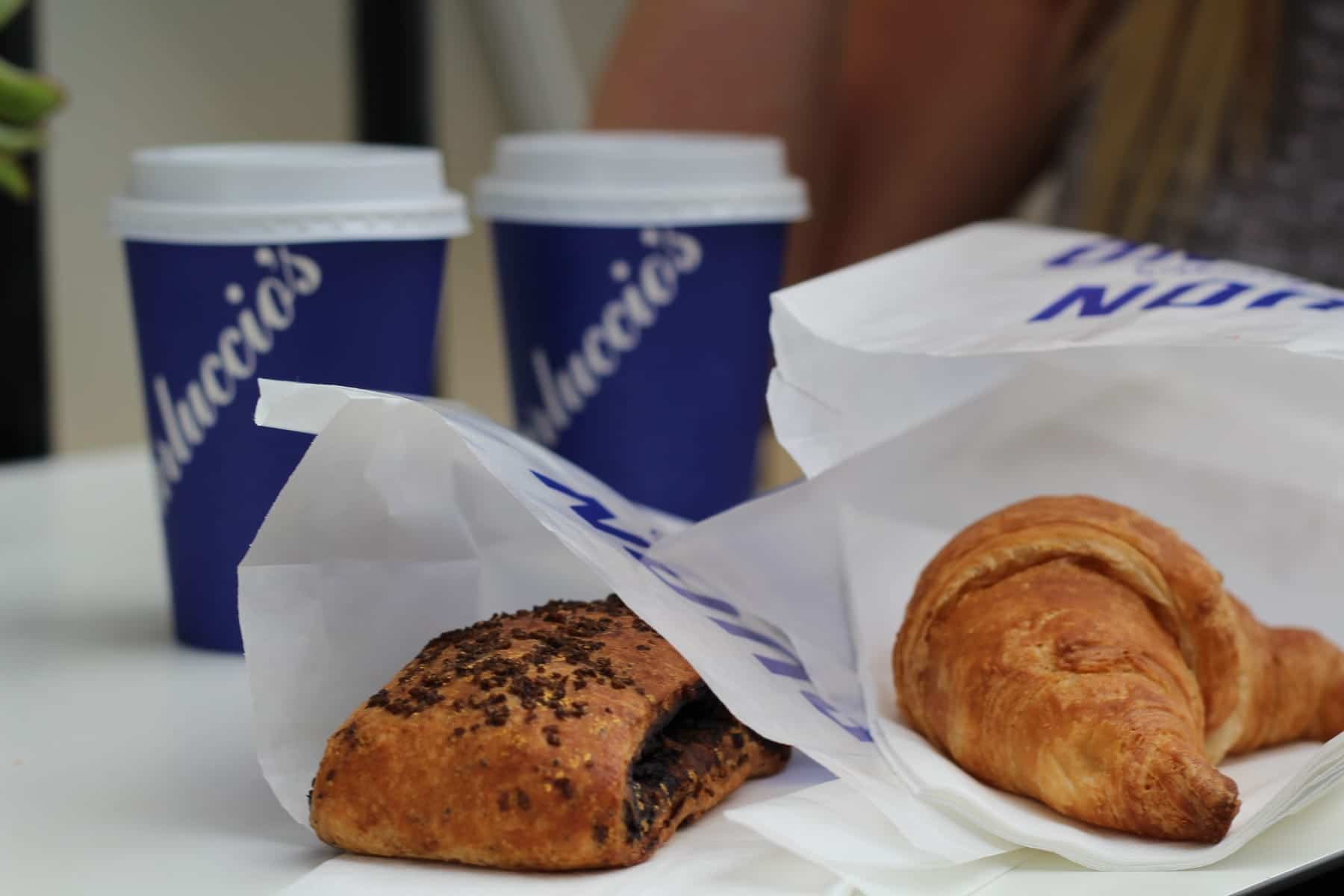 Carluccios new vegan options