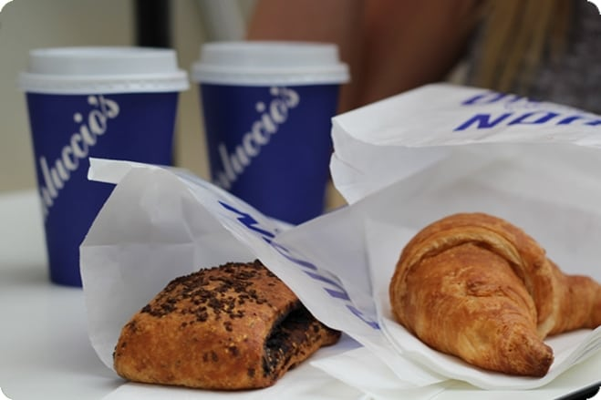 Carluccio's answers our prayers with Italian-inspired Vegan Croissants