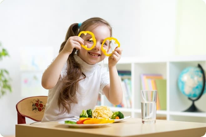 Meat-free school dinners coming to France