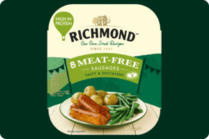 rICHMOND MEAT-FREE VEGAN SAUSAGES