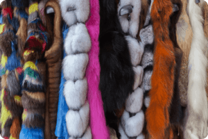 US shops go fur-free