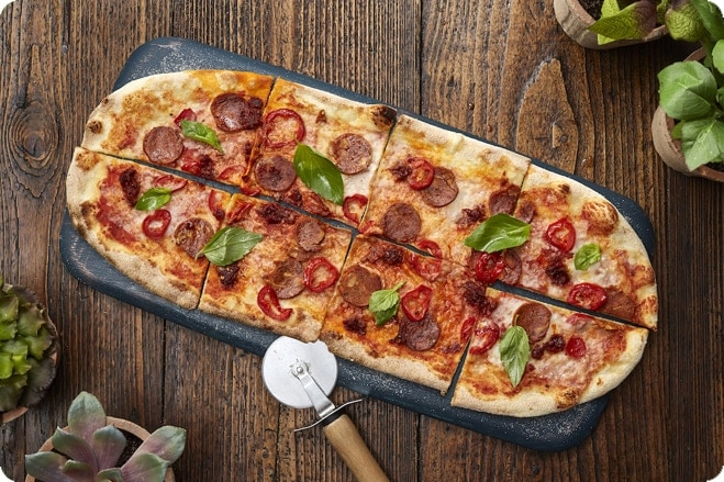 Jackfruit pepperoni pizza coming to the high street for first time ever