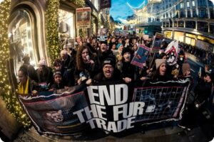 London March Against Fur 2019