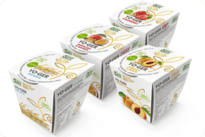 Producers of Plant-Based Cheese Alternative Launch Tasty New Yoghurt 9