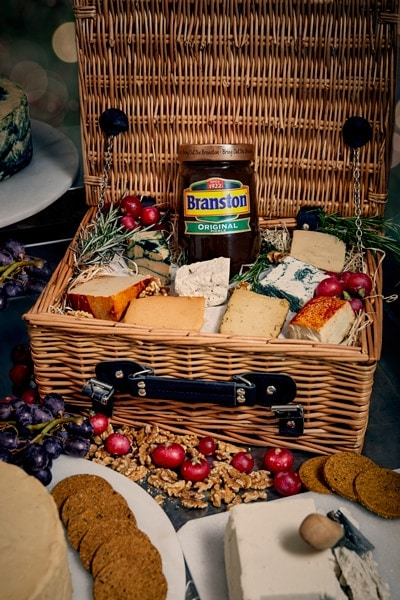 Exclusive: We Speak To Fauxmagerie About their Festive Collaboration with Branston Pickle 1
