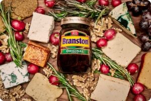 Exclusive: We Speak To Fauxmagerie About their Festive Collaboration with Branston Pickle 8