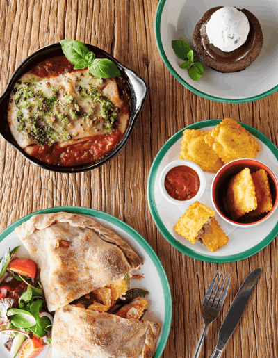 Frankie & Benny's Introduce Meat-Free Mondays with All-New Vegan Menu 1