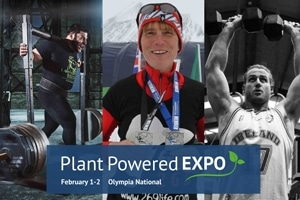 Plant-Powered Expo at Olympia National Feb 1st 2nd to Play Host to Top Plant-Based Athletes 15