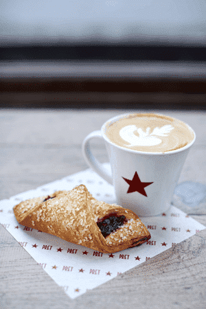 Pret Launches its Very First Vegan-Friendly Croissant 1