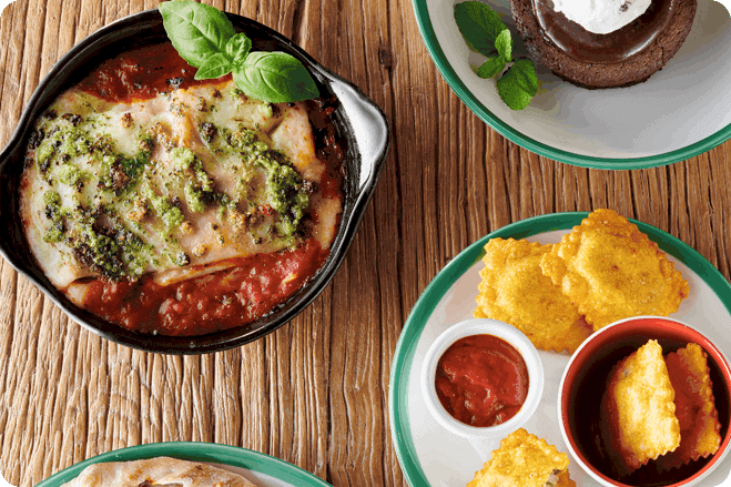 Frankie & Benny's Introduce Meat-Free Mondays with All-New Vegan Menu