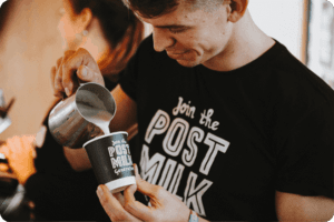 Oatly Host Pop-Up Coffee Shops Across UK 1