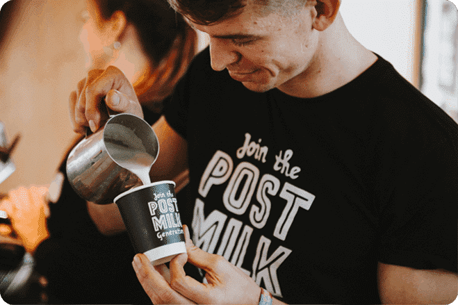Oatly Host Pop-Up Coffee Shops Across UK