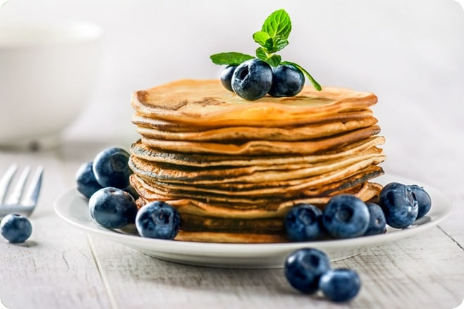 Waitrose selling brand new vegan pancakes
