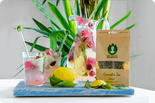 Body and Mind Botanicals Cannabis Punch