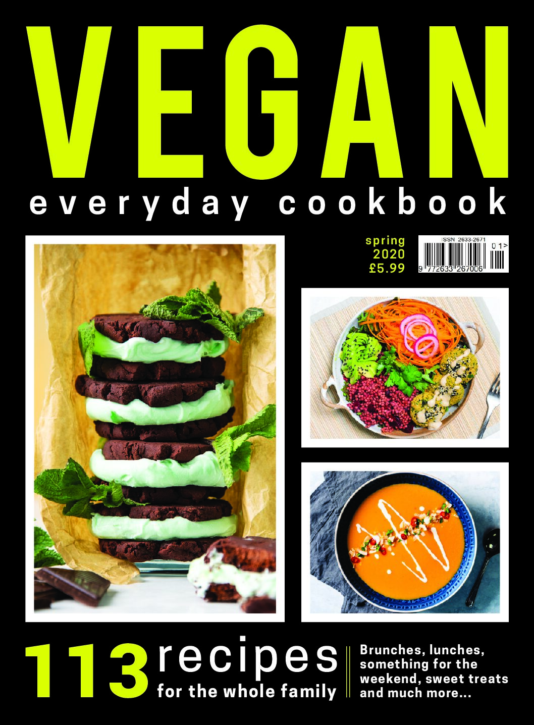 VEGAN Everyday Cookbook 1
